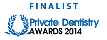 private dentistry award logo