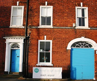 image of the dental design studio in gainsborough