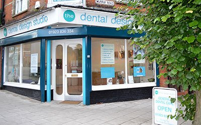 image of the dental design studio in northwood