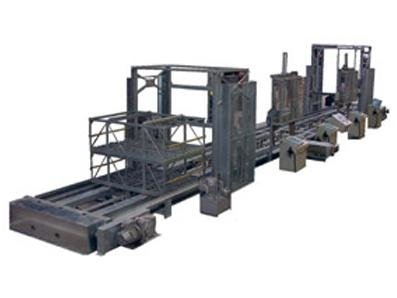 Palletizer for cages