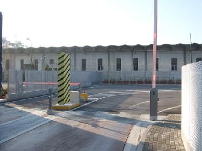 Impianti pese a ponte - Milano - Società Bilanciai Porro