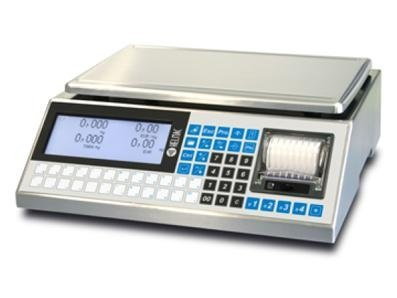 Stainless steel weighing model