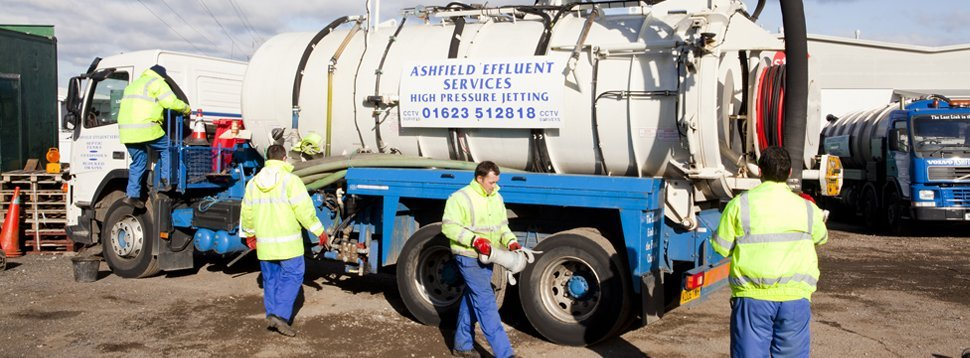 To organise a regular cesspool emptying service, call us on 01623 512 818