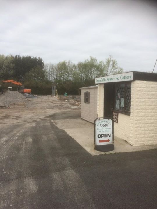 Greenfield Kennels, Cattery & Pet Shop