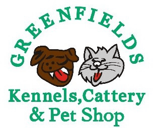 Greenfield Kennels, Cattery & Pet Shop logo