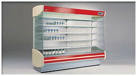 vetrina frigorifera