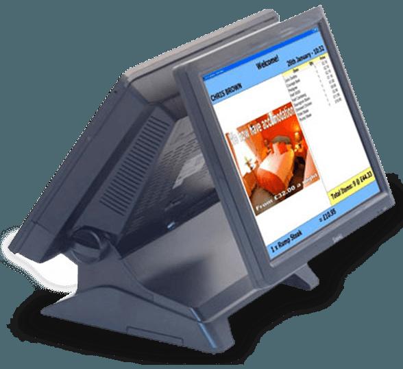 Touch screen EPOS