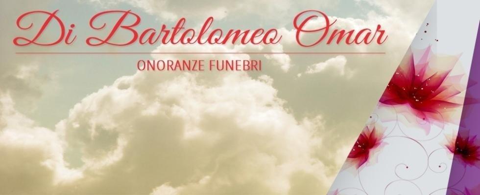 onoranze funebri di bartolomeo omar