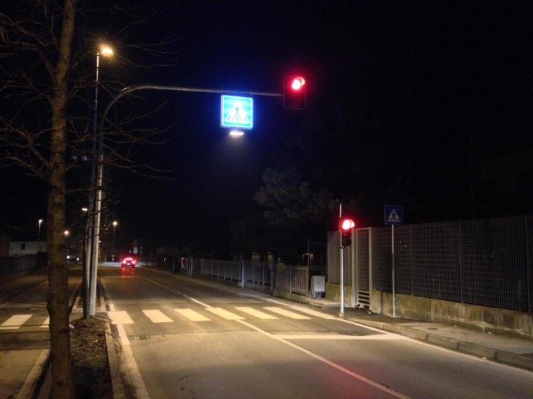 segnaletica luminosa