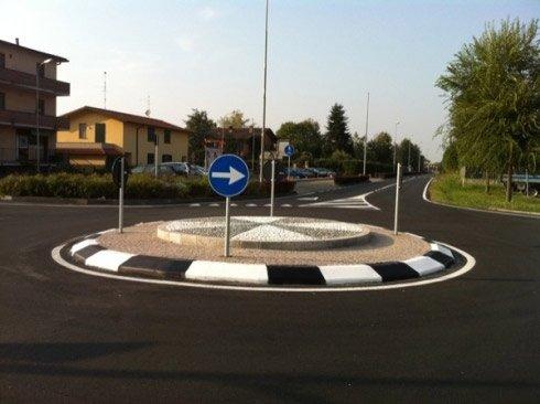 Cartelli stradali Bergamo
