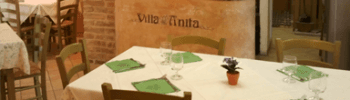 Villa anita, ristorante