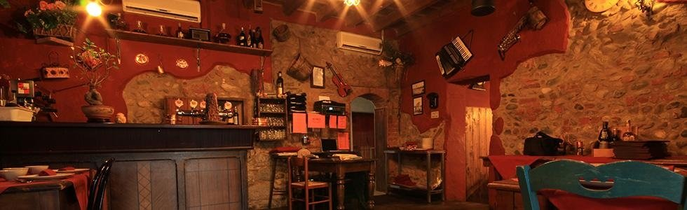 Sala ristorante La mescita - Carate Brianza