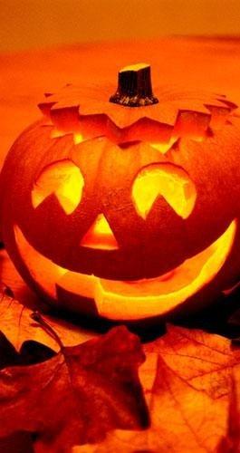 Menu Halloween