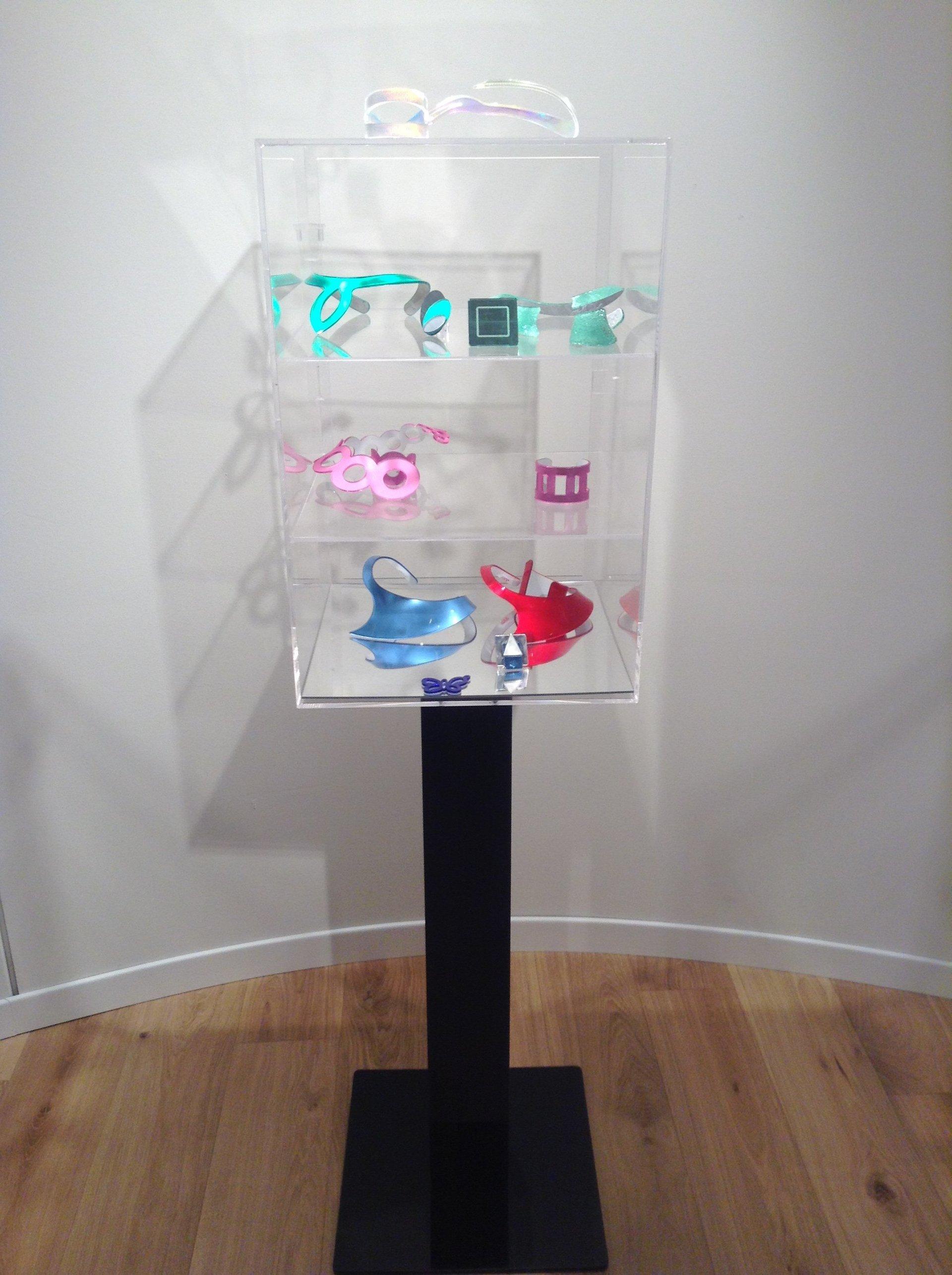 oggettistica in plexiglass