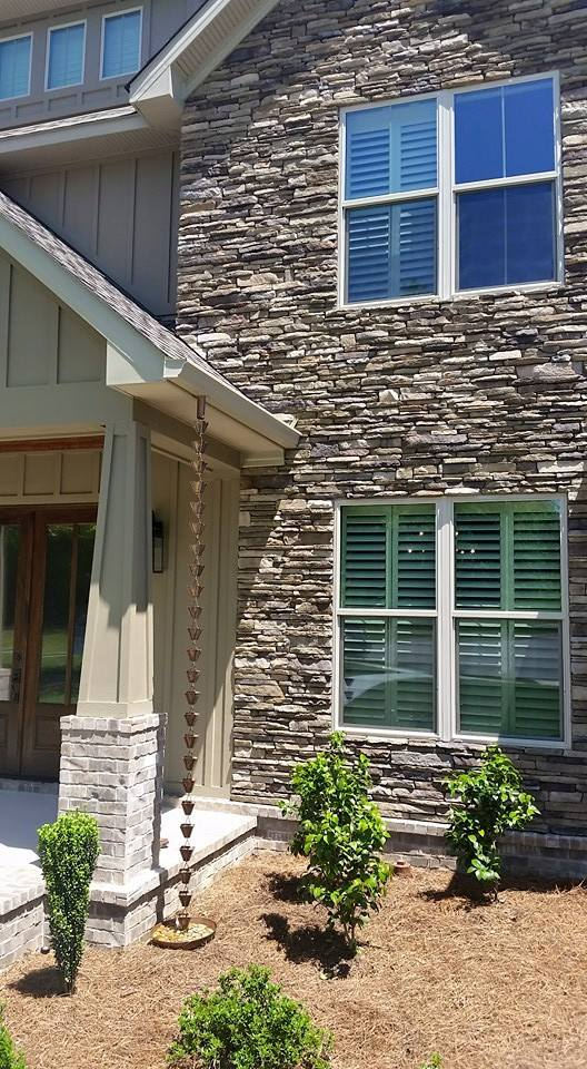 Stone Hedge Home
