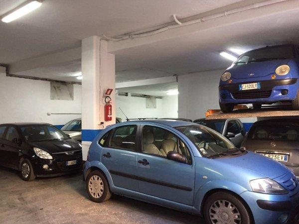 garage napoli centro