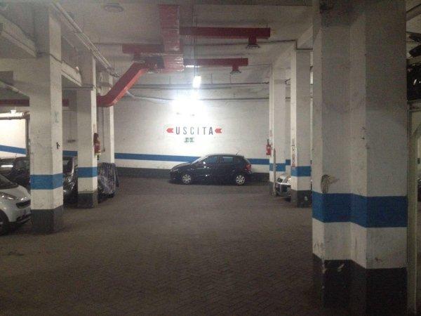 garage zona ztl napoli