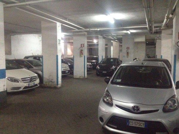 garage napoli zona centrale