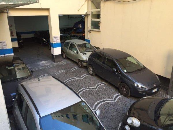 garage vomero centro