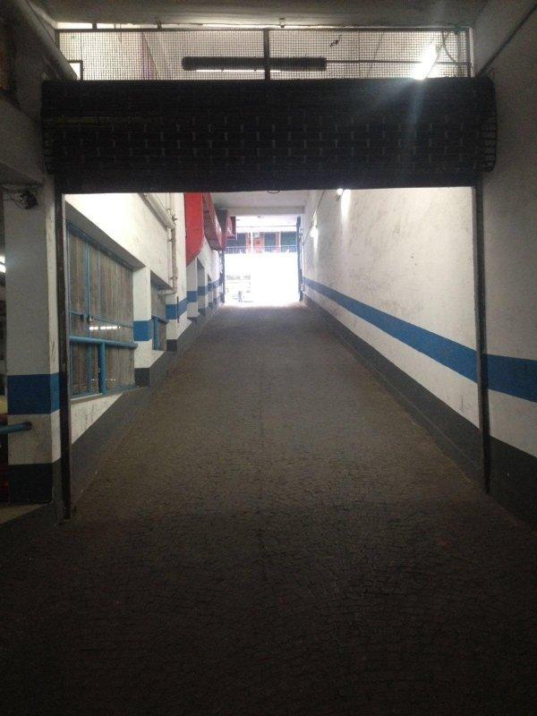 garage stazione ferrovia napoli