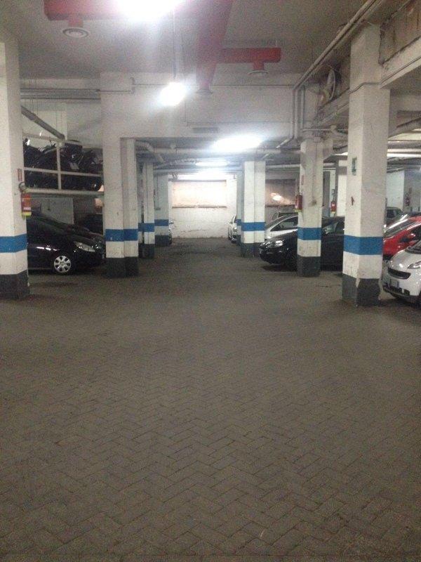 garage aeroporto napoli