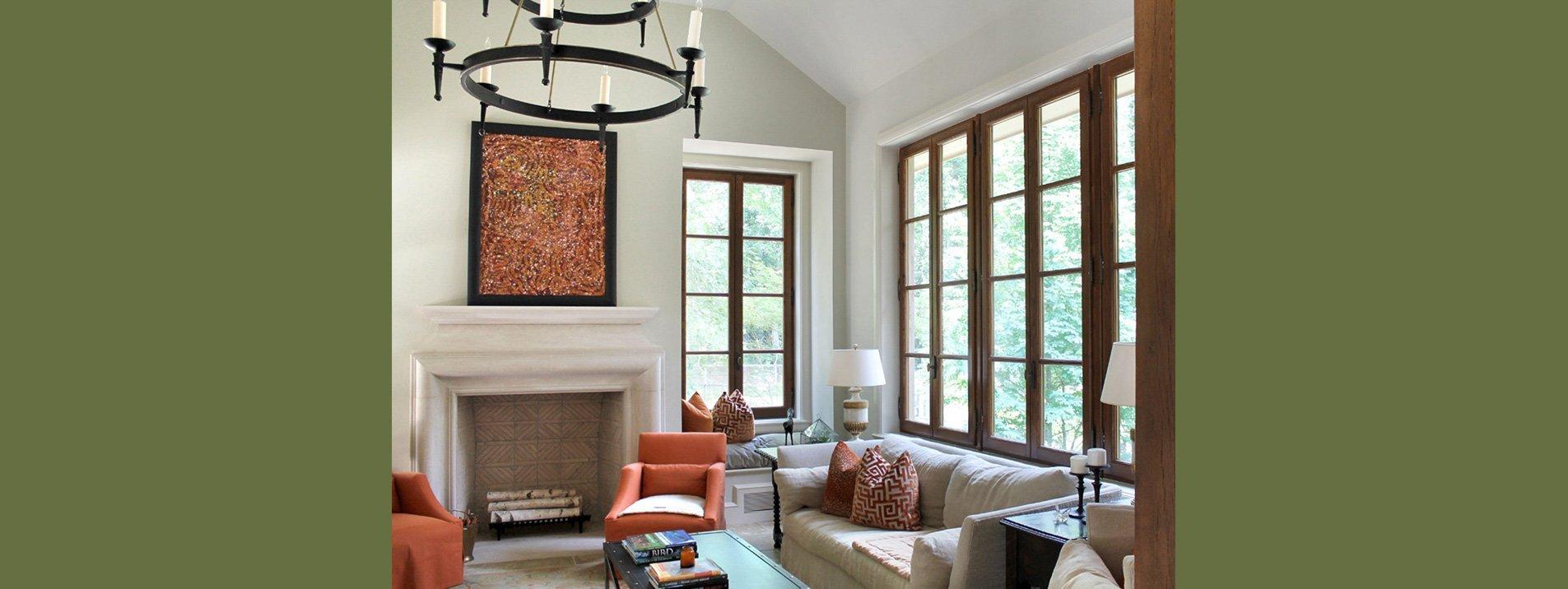 finestre in legno massello