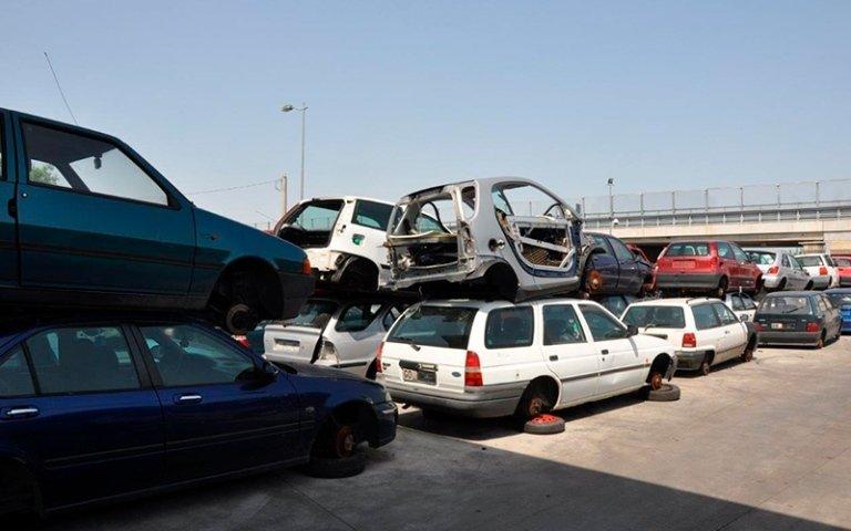 anzil autodemolizioni Autostrada A34
