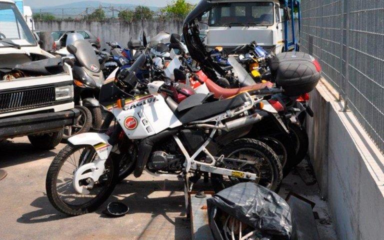 anzil autodemolizioni motocicli