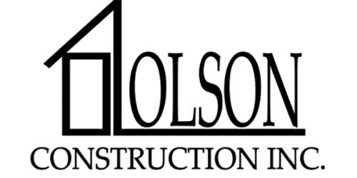 Olson Construction logo