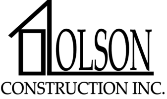 Olson Construction logo