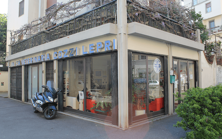 clinica veterinaria cozzi lepri