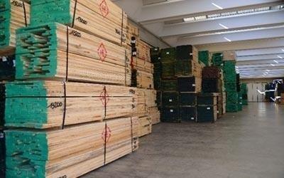vendita travi in legno