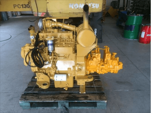 revisioni motori diesel