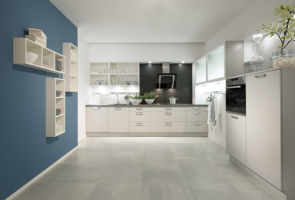 Interior View Of The Fabulous German Kitchen Design Brigitte Kitchens  Kitchens Yorkshire