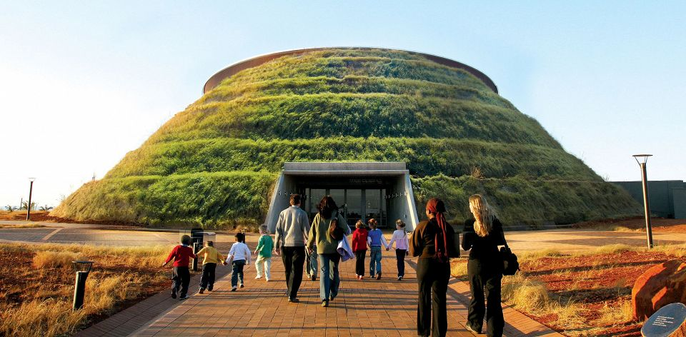 Cradle of Humankind and Origins Centre