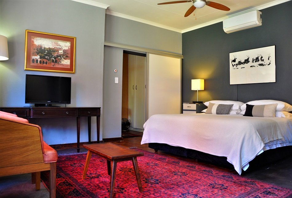 Luxury room ginnegaap