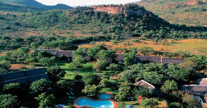 Pilansberg Game Reserve and Sun City