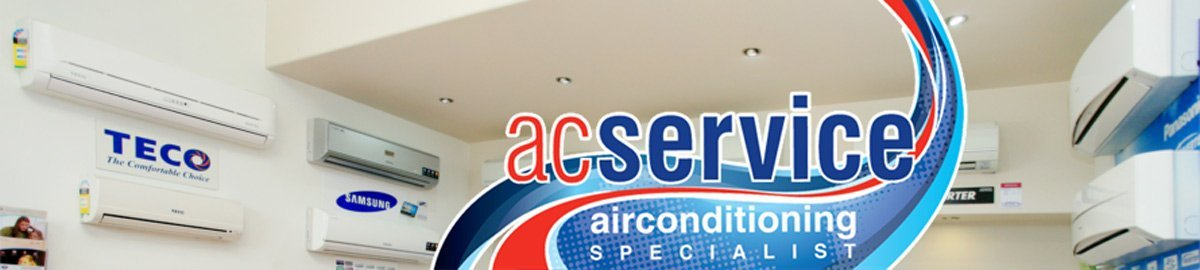 Ac service and installation service logo