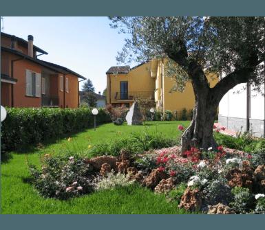 piantumazione giardini
