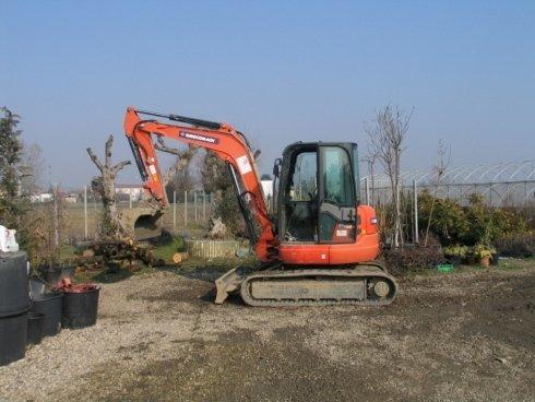 servizio scavi per giardini