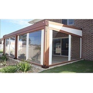 verande in alluminio