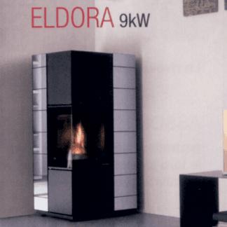 Palazzetti modello Eldora 9kW
