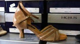 scarpe per tango, scarpe per salsa, scarpette da ballo