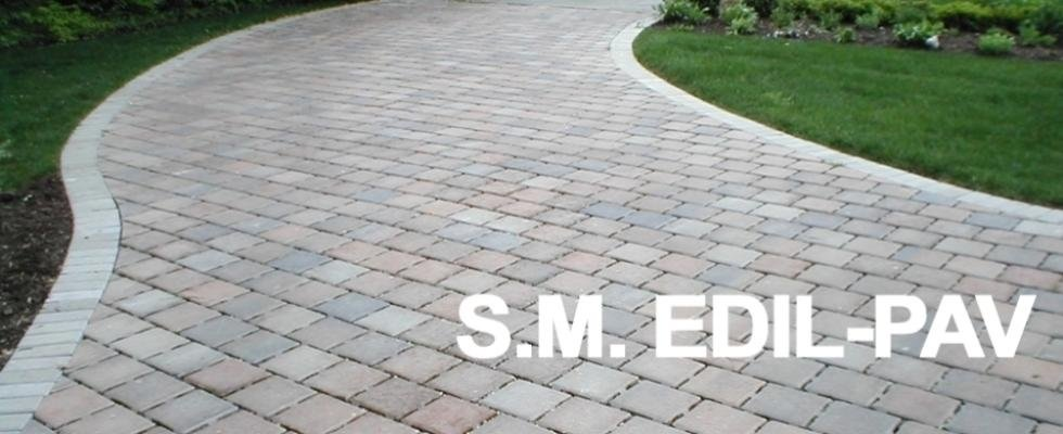 pavimentazione esterna