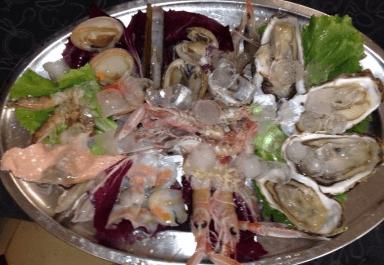 pesce di mare; specialità pesce di mare; pescato fresco