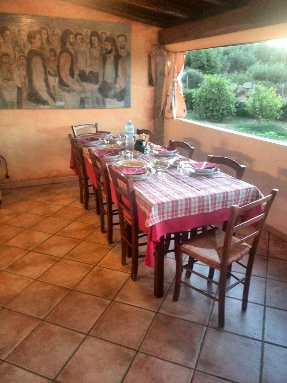cucina sarda Monti