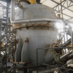Energy from waste gasifier