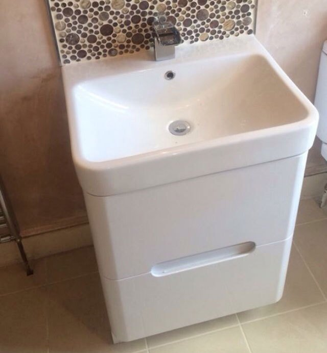 vanity basin and unit