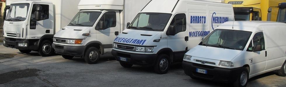 Noleggio furgoni