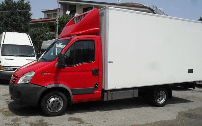 camion noleggio e vendita